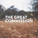 Great Commission (Not for the body of Christ)